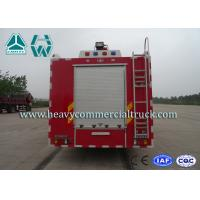Quality Carbon Steel A Type Foam Fire Fighter Trucks Reliable Structure High Power for sale