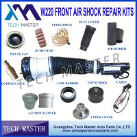 China Mercedes-Benz W220 Front Air Suspension Shock Repair Kits Rubber wholesale
