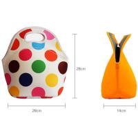 China 30cm*30cm*16cm Size and Food UseType Neoprene Lunch Tote bag for adult. wholesale