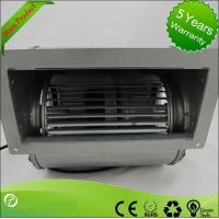 China High Efficiency AC Double Inlet Centrifugal Fans Blower For Heat Recovery wholesale