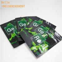 China Small Size Plastic Pouches Packaging Food Grade For Herbal / Pills wholesale