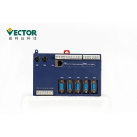 China MULTIPROG CanOpen Motion Controller 3 Axis With 8 IO Expansion wholesale