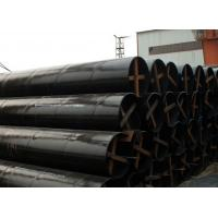 China API Spec 5L SSAW Oil Field Pipe , Line PE Coated Gas Line Pipe X42 X46 X52 wholesale