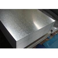 China Regular, Minimized Or Big Spangle Hot Dipped Galvanized Steel Sheet With JIS G3302 SGCC wholesale