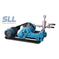 China Railway Electric Cement Grouting Pump For Grout Cement Paste Adjustable Flow wholesale