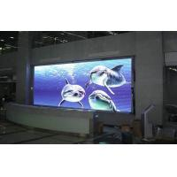 China Indoor LED Undercabinet Lights P6 High Resolution Moistureproof Led Screen wholesale