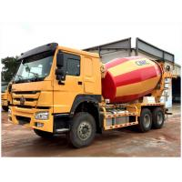 China SINOTRUK HOWO TRUCK concrete mixer truck 6X4/8X4 HOWO 371HP EURO on sale