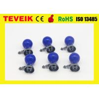 Buy cheap Adult suction electrode for Banana 4.0 6pcs/set,blue ball Nickel-plated from wholesalers