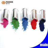 Buy cheap Outdoor Polyester Powder Coating Pantone Color Good Flow - Out Properties from wholesalers
