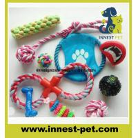 China wholesale pet products dog cotton rope chew pet toy wholesale