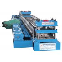China 55KW Motor GuardRail Roll Forming Machine 2.0-4.0MM Thickness wholesale