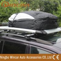 China OEM 600D Oxford Polyester Roof Carrier Bag Waterproof for travel wholesale