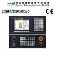 China Atc Usb Interface 5 Axis Cnc Controller Board Panel Support G Code , 2 Year Warranty on sale
