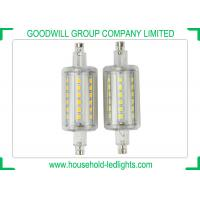 China Cylinder Shape R7S Base LED Plug In Light 4 Watt With 2 Years Warranty wholesale