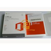 China Microsoft Office 2016 Home And Student / Office 2016 Product Key Card Lifetime Warranty on sale