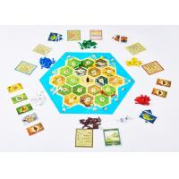 China 3 Player Adult Atmosphere Paper Board Games Fun Playing Offset Printing Customized wholesale