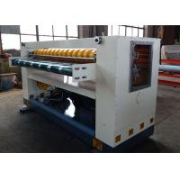 China Computer Automatic Type Corrugated Cardboard Machine Colorful Touching Screen Display wholesale
