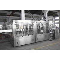 China Soft Drink Beverage Glass Bottle Filling Machine wholesale