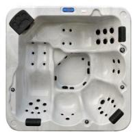 China Lucite SPA Shell Jacuzzi for 5 Person wholesale