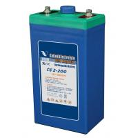 Buy cheap gel battery, Vrla battery, deep cycle battery, CG2-200A, 2V 200Ah from wholesalers
