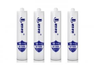 China Translucent Acetoxy Silicone Sealant Exterior 1.0Mpa Sanitary Silicone Sealant wholesale