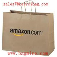 China Amazon shopping paper bags-KR05 wholesale
