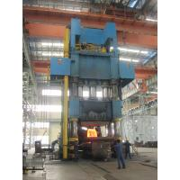 China 800 Ton Hot Forging Open Die Hydraulic Press Machine , Metal Press Machine wholesale