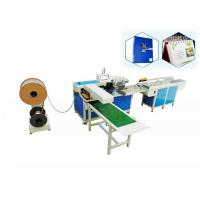 China Double Loop Spiral Hole Punch Binding Machines , Book Binding Punching Machine on sale