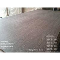 China Wenge Fancy Plywood 1220 x 2440mm wholesale
