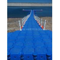 China Floating Bridge and Floating Marina Pontoon wholesale
