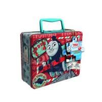 China Thomas & Friends Puzzle Tin with Handle wholesale