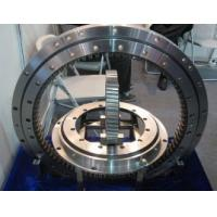 China Compact Design Internal Gear Aerial Lifts slewing ring bearing ( 408 - 4726mm ) on sale