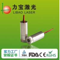 China Automotive Industry 650nm 1mw Red Dot Laser Diode Module on sale