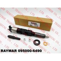 Buy cheap DENSO Common rail fuel injector 095000-6490, 095000-6491, 095000-6492 for John Deere RE529118, RE546781, RE524382 from wholesalers