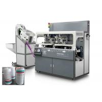 China Two Color Automatic Hot Foil Stamping Machine 220V One Color Screen Printer wholesale