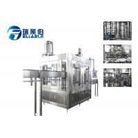 China Fully Automatic Beverage Filling Machine For Plastic Bottle With 4000 BPH wholesale