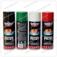 China Multi Color ODM Quick Dry Spray Paint Aerosol Clear Lacquer For Car wholesale