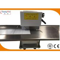 Buy cheap Pre Scoring PCB Separator Mini V Cut PCB Depaneling  For LED Factory from wholesalers