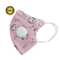 China BFE 90 Kn90 Cotton Kids Particulate Respirator Mask wholesale