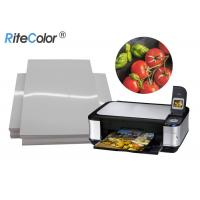 China Premium A4 4r Cast Coated Photo Paper Glossy White Surface For Inkjet Printer on sale