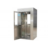 China Intelligence air shower CE Certificated Standard Cleanroom Air Shower with stainless steel material wholesale