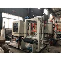 China High Output Blown Film Extrusion Line 0.005 - 0.10mm Single Sided Thickness on sale