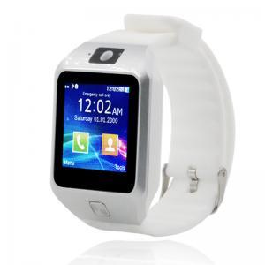 China China supply bluetooth 3.0 1.44 Touch Scree call phone watch dz09s sim card bluetooth smart phone watch 128M+64M meory wholesale