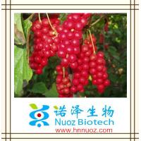 China Nuoz supply Fructus Schisandra Chinensis P.E. in Brown yellow /Schisandra Chinensis Extracts Schisandrol A 10% HPLC on sale