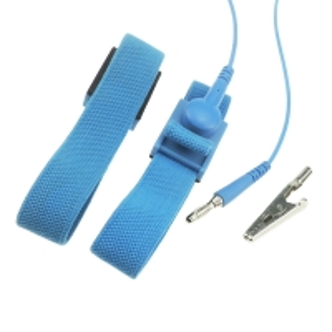 China Cordless Hypoallergenic Polyester Anti Static Wrist Strap wholesale