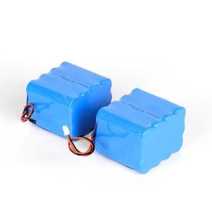 China CC/CV 11.1V 10.4Ah 18650 Lithium Ion Battery UN38.3 wholesale