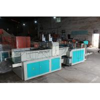 China Reusable Air Bubble Express Bag Making Machine Computer Control 3 - 3.8kw wholesale
