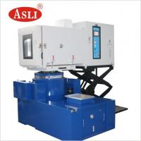 China Electrodynamics And Mechanical Shock Test Machine Vibration Systems For Telecommunications And Automotive Industries on sale