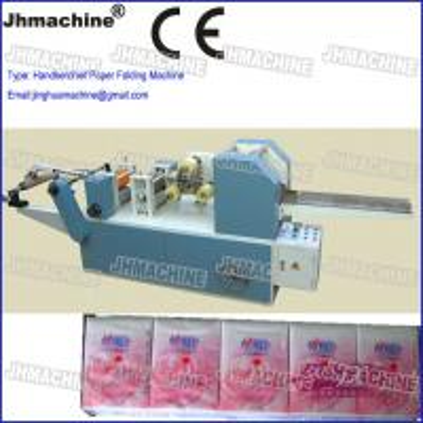 Quality Automatic handkerchief Tissue Paper Production Line, Four Lane for sale