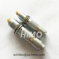 China wholesale supplier push pull 7 Pin LEMO shell size 1B Rapid locking panel mounted socket OBD connector wholesale